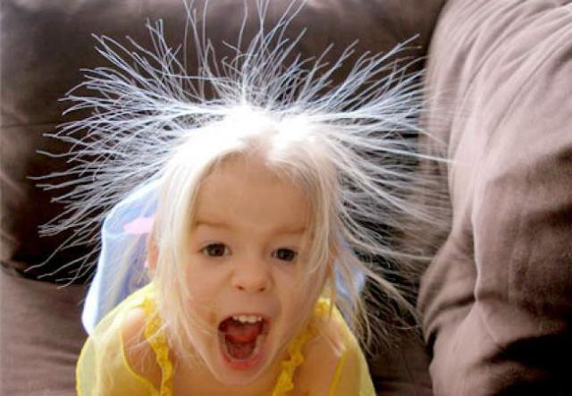 Волосы дыбом картинки прикол - 5