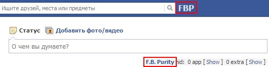 F.B. Purity аддон для Maxthon