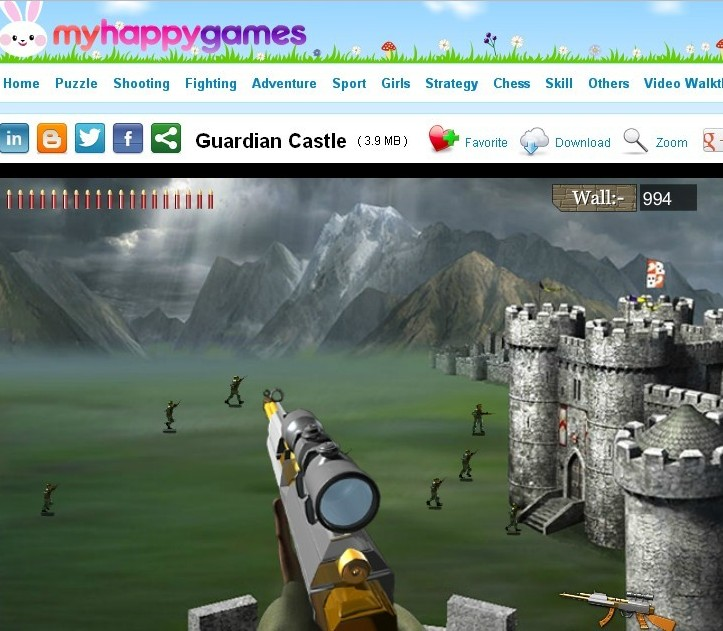 free online army shooting games no download