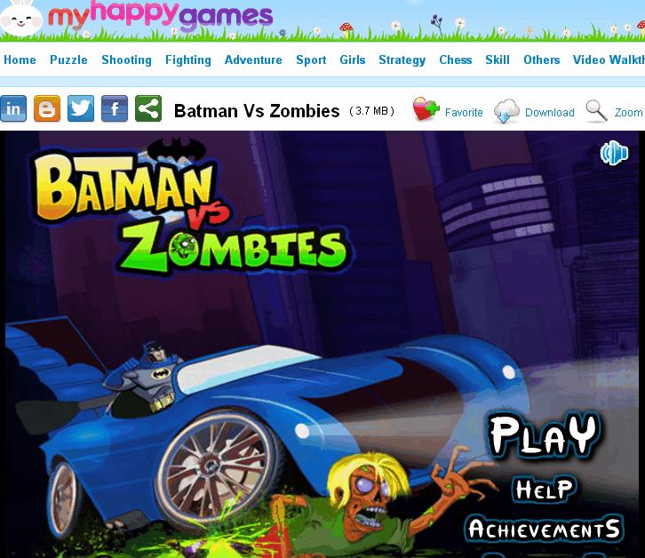 batman games free online no download