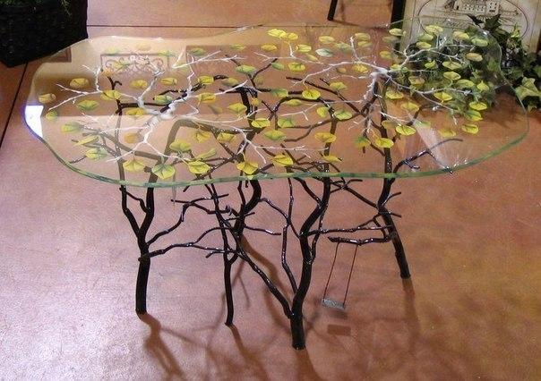 Красивые поделки для стола