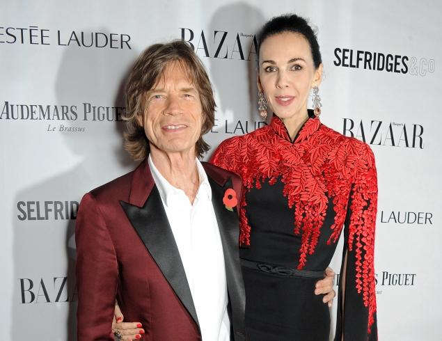 Fashion Designer And Model L Wren Scott Found Dead Ohnotheydidnt Livejournal Page 3