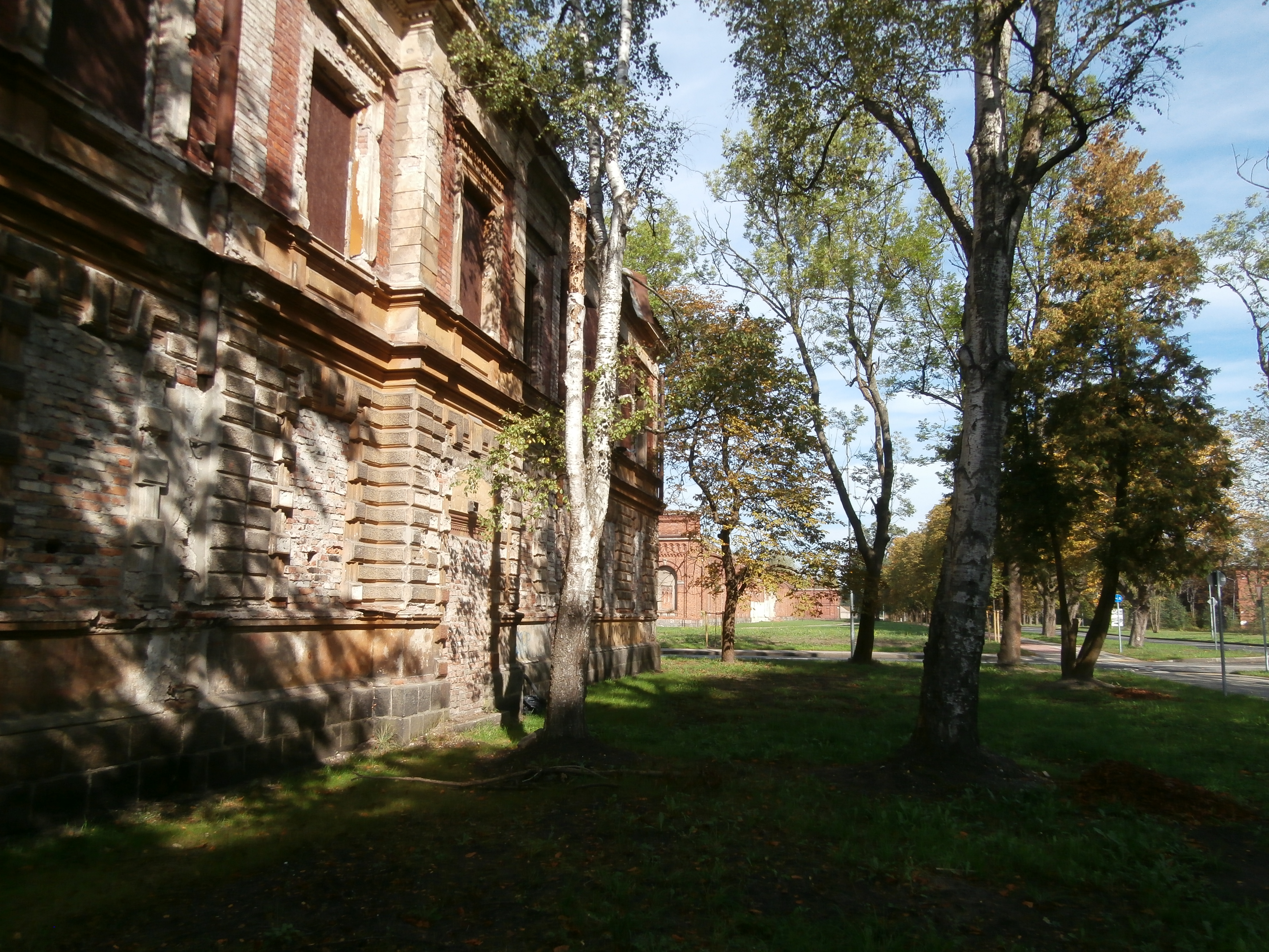 Дом, в котором жила семья штабс-капитана Фёдора Кобылинского с 1907 по 1914 гг.