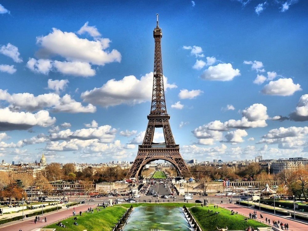 Париж-Версаль-Гамбург с круизом на пароме