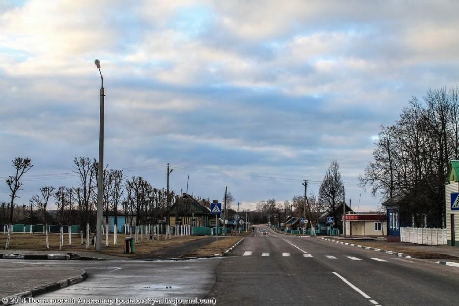 улица дрибина