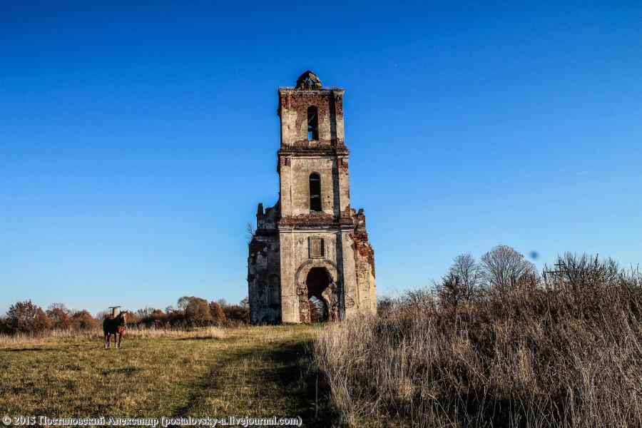 Белая церковь, которая не город