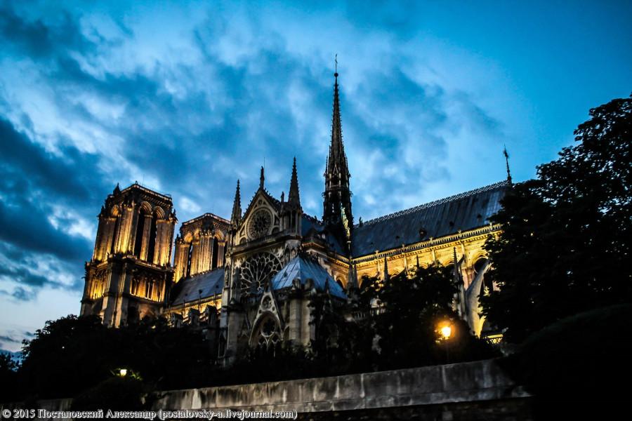 Notre-Dame de Paris: Собор Парижской Богоматери
