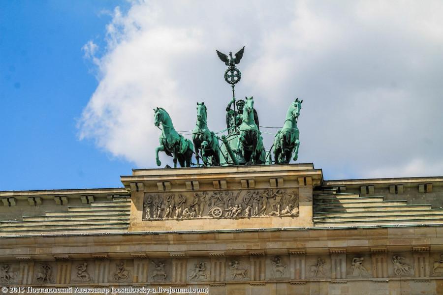 Космополитичный Берлин