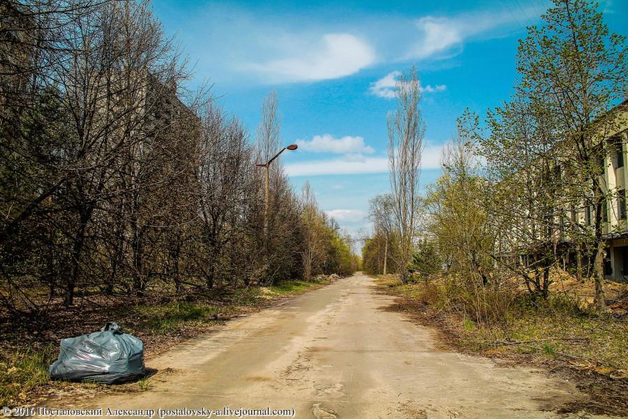 Припять, улица Лазарева