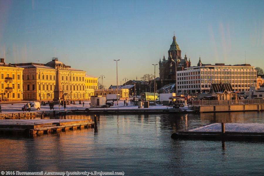 Ненавязчивый Хельсинки