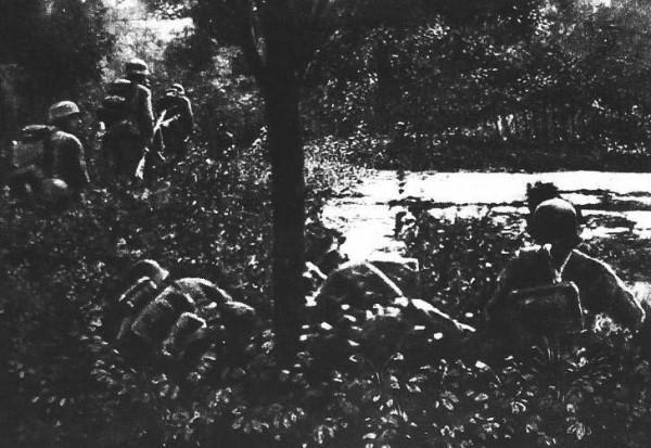 Sturmgruppe.22 june1941