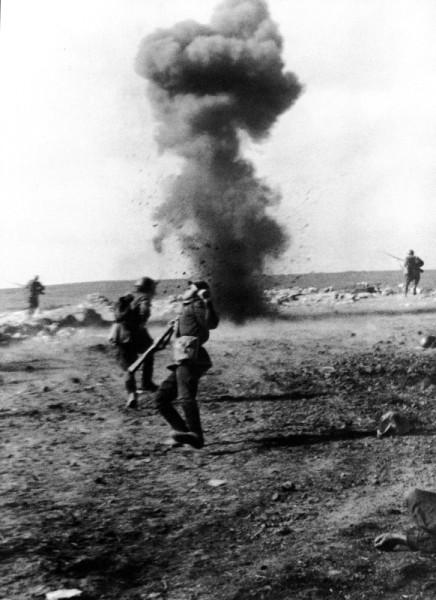 Гибель советского бойца анатолий гаранин