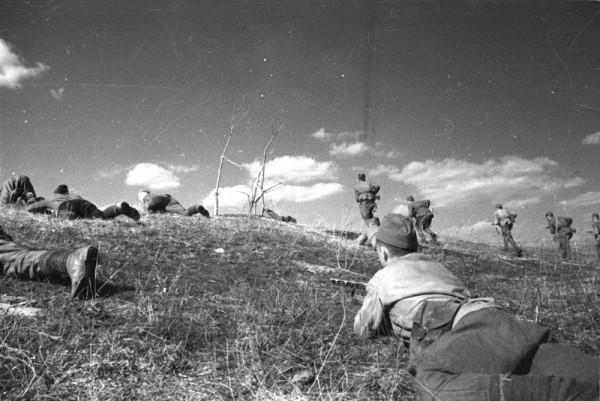 подъём подразделения в атаку наталья боде