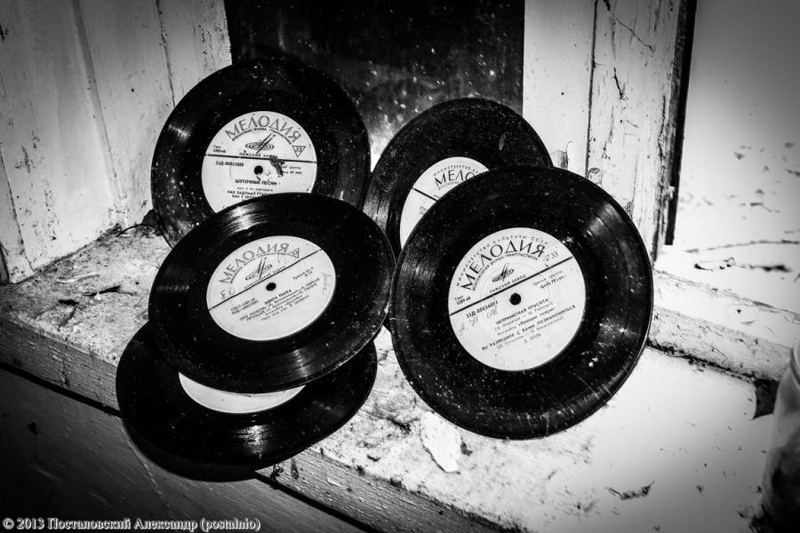 Советские грампластинки мелодия