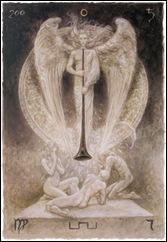 luis_royo_labyrinth_tarot_major arcana - judgement