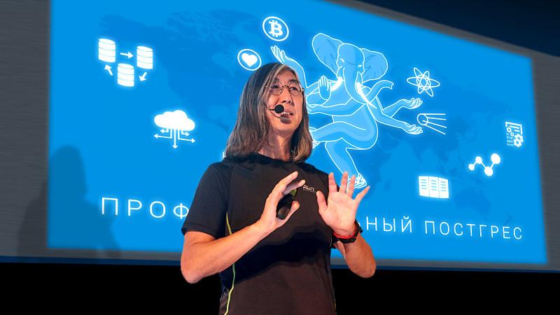 Хедлайнером открытой IT-конференции в Брянске по веб-разработке и дизайну станет Олег Бартунов