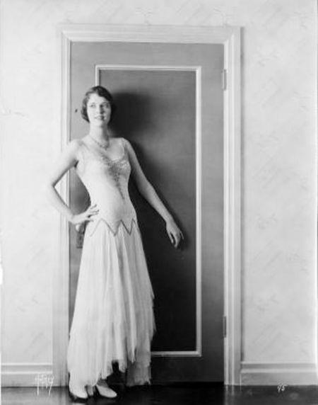 Маргарит Черчилль - первая девушка Джона Уэйна