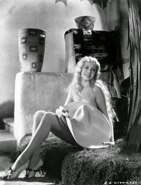 Клер Додд – таинственная девушка Голливуда
