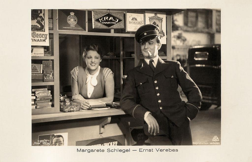 Маргарет Шлегель – немецкий голос BBC