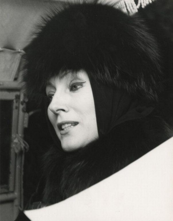 Валентина Кортезе, кинопутешественница – от Висконти до Гиллиама