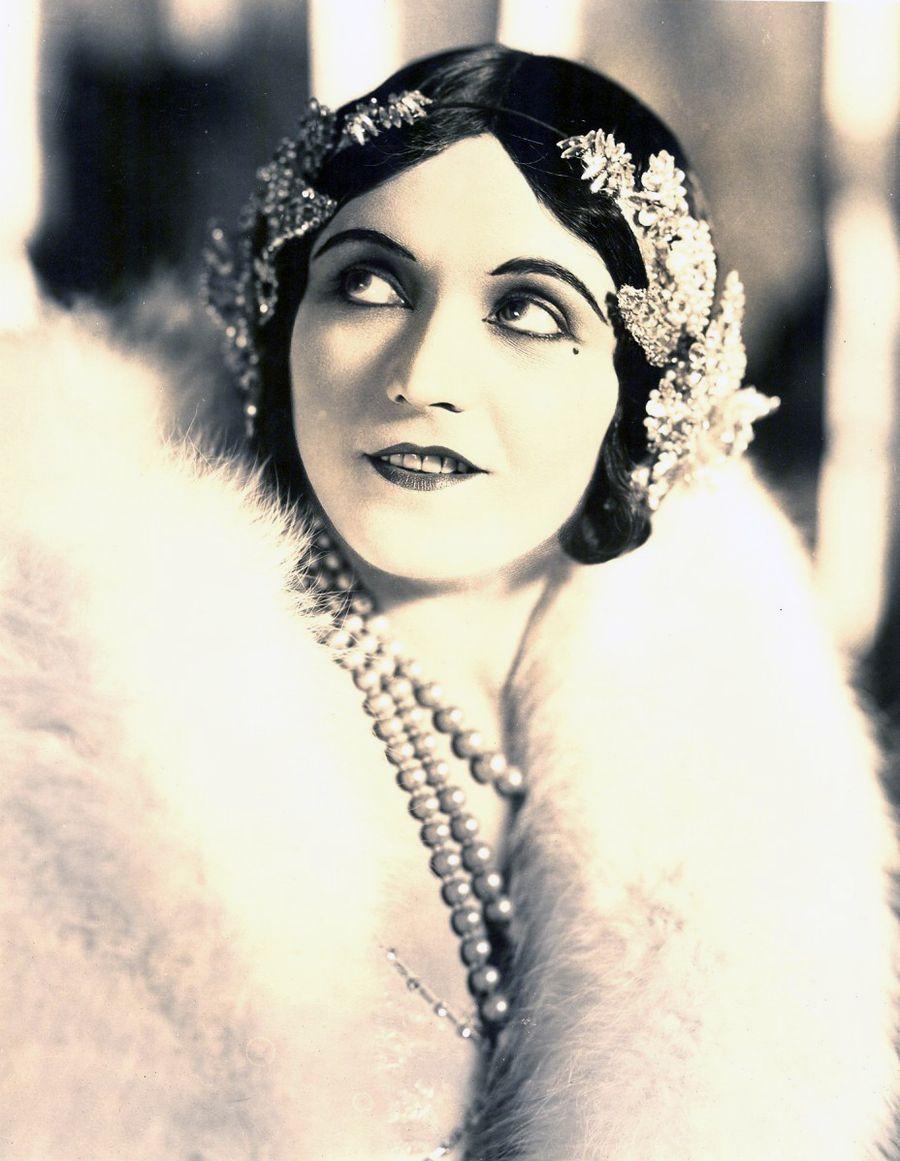 Пола Негри – актриса с именем поэтессы