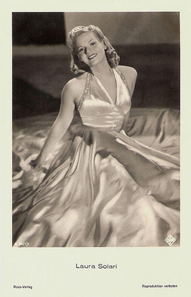 Лаура Солари - самая известная в Германии итальянка