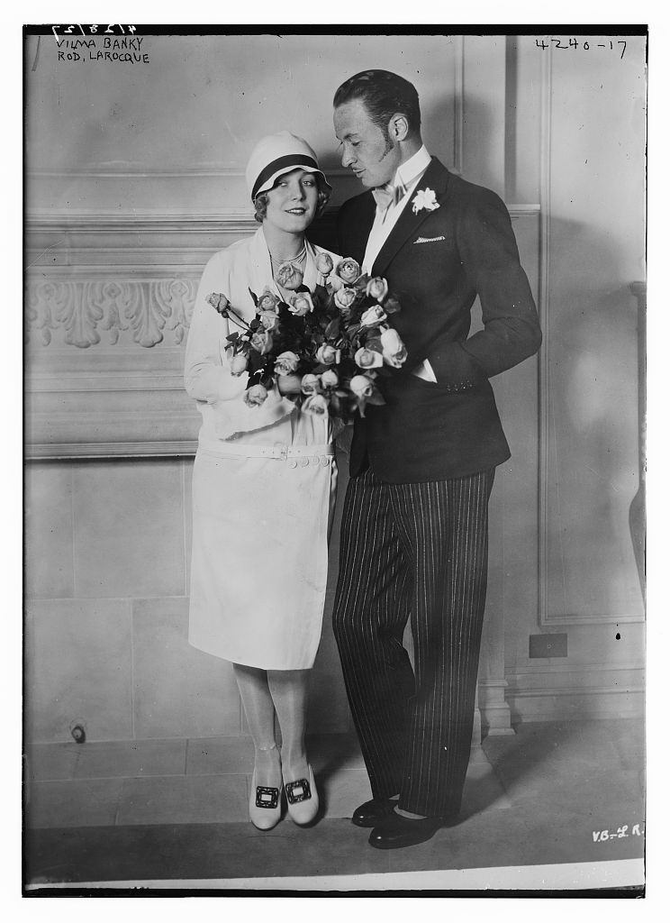 Вильма Банки – голливудская звезда из Австро-Венгрии