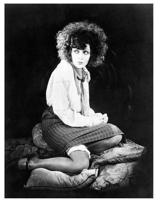 Лиа де Путти – актриса, которой не суждено было состариться