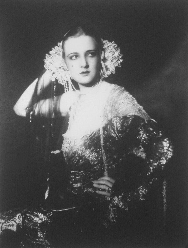 Карлотта Монти – любовница У.К. Филдса
