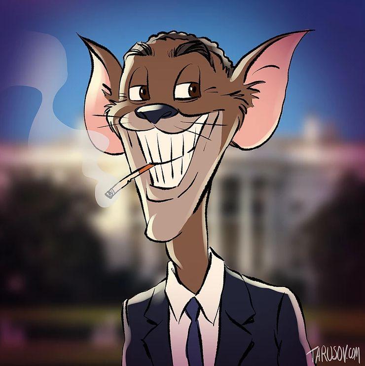 Политики-мультяшки, анималистяшки