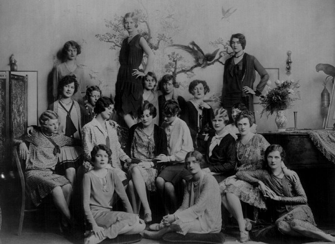 Лица из прошлого: победительницы конкурса American Girl Quest - 1928