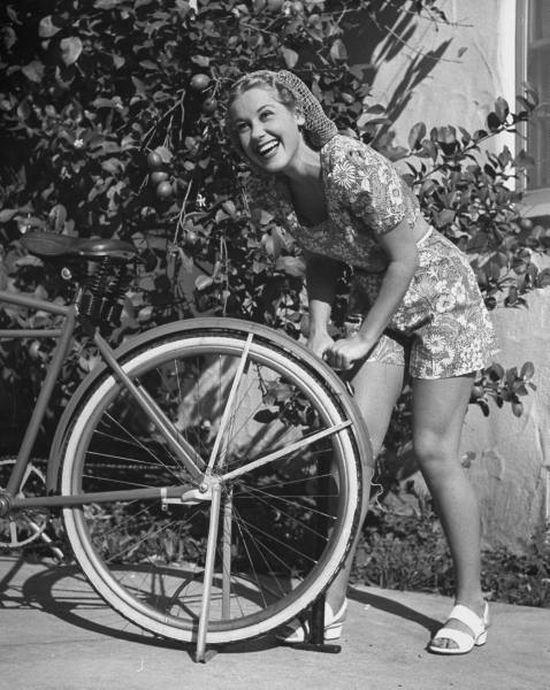 Джудит Баррет – дочка фермера, звезда кино