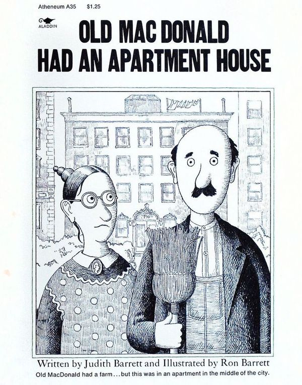 Old Macdonald Had an Apartment House by Judi Barrett