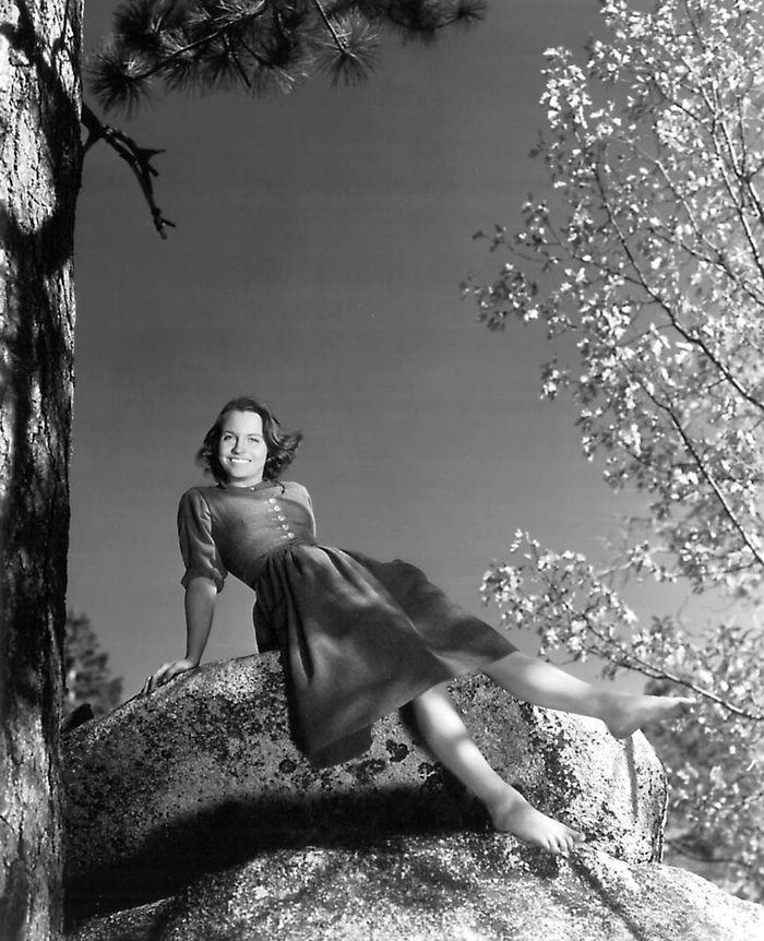 Бетти Филд – актриса театра, кино и телевидения