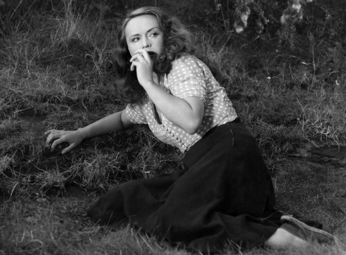 Жинетт Леклерк – на экране дочь ювелиров