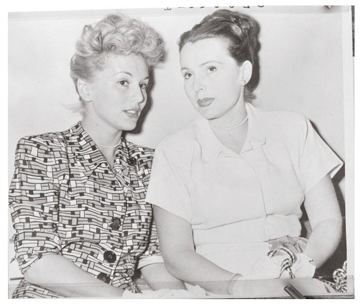 Ева Габор — младшая сестра Жа Жи Габор
