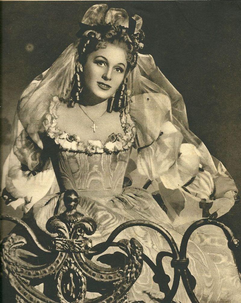 Асся Норис — итальянская актриса из России