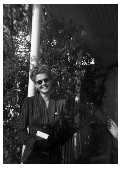 Энн Шеридан — актриса по воле сестры
