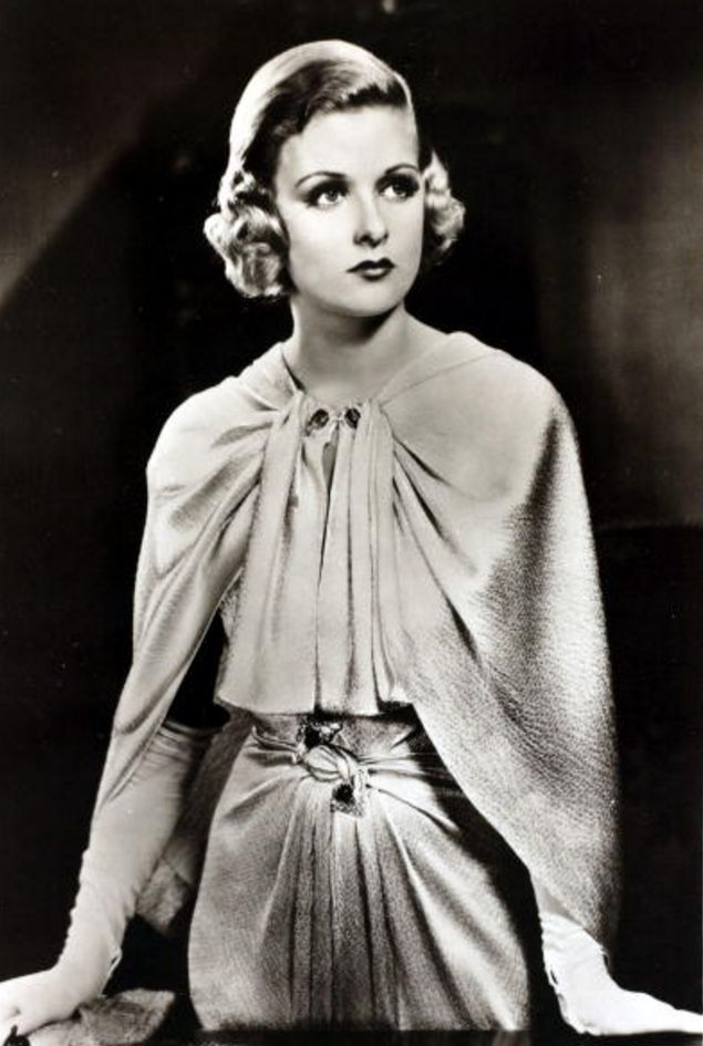 Джоан Беннетт — младшая из трёх сестёр-актрис