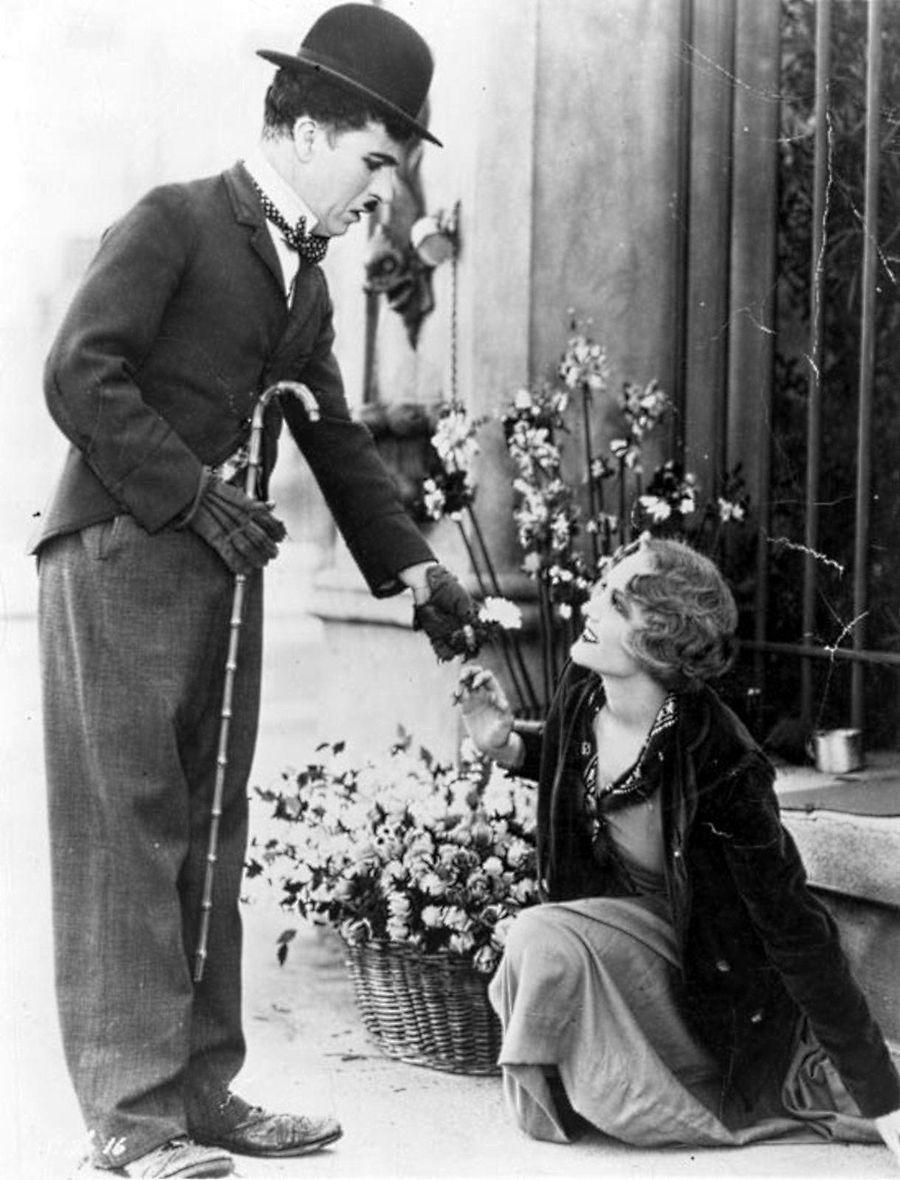 Вирджиния Черрилл — девушка, которая спорила с Чарли Чаплином