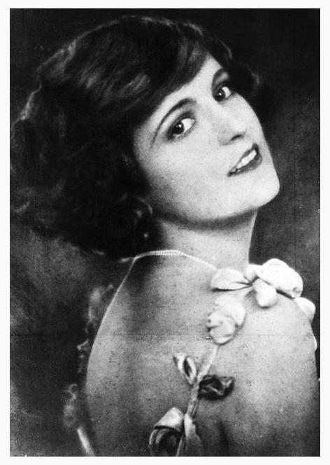 Камилла Хорн — актриса, которую открыл Мурнау