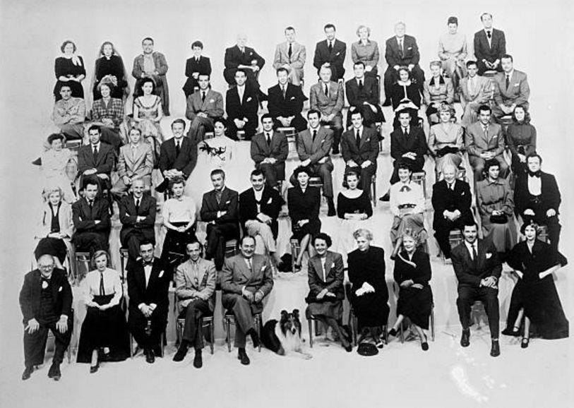 Лица из прошлого: звёзды MGM (1949)
