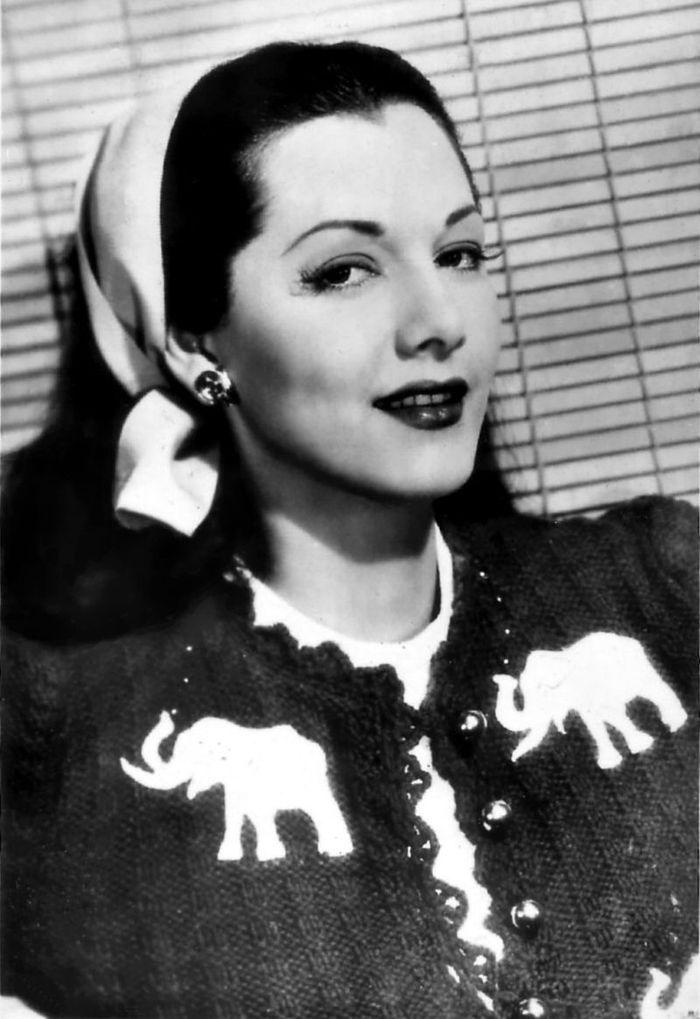 Мария Монтес — доминиканка в Голливуде