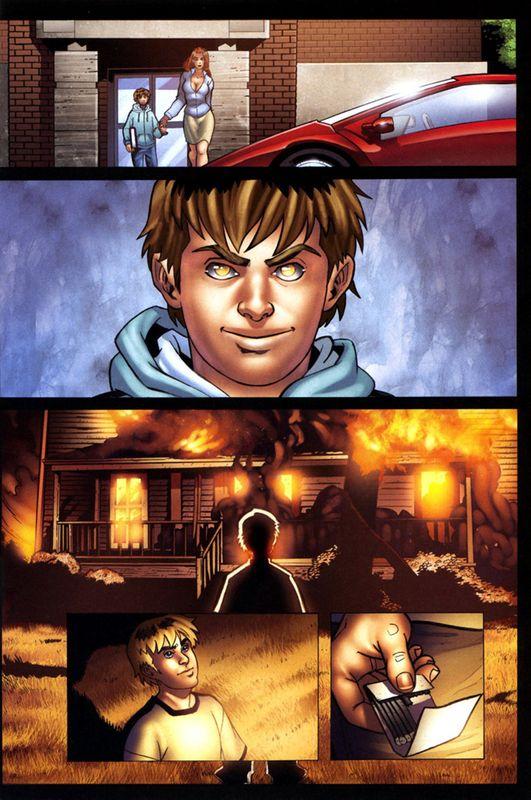 Grimm Fairy Tales, выпуск #20: Мальчик, который кричал: «Волк!»