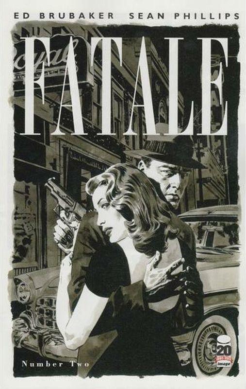 Fatale. Книга 1 «Смерть преследует меня/Death Chase Me», глава 2