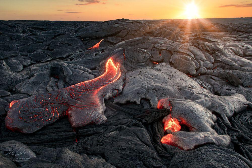 Когда земля под ногами горит