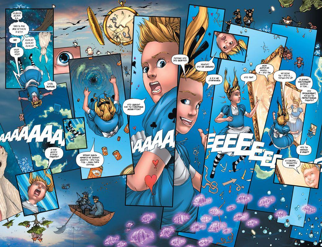 «Сказки братьев Гримм» представляют: Алиса в Стране Чудес, часть 1