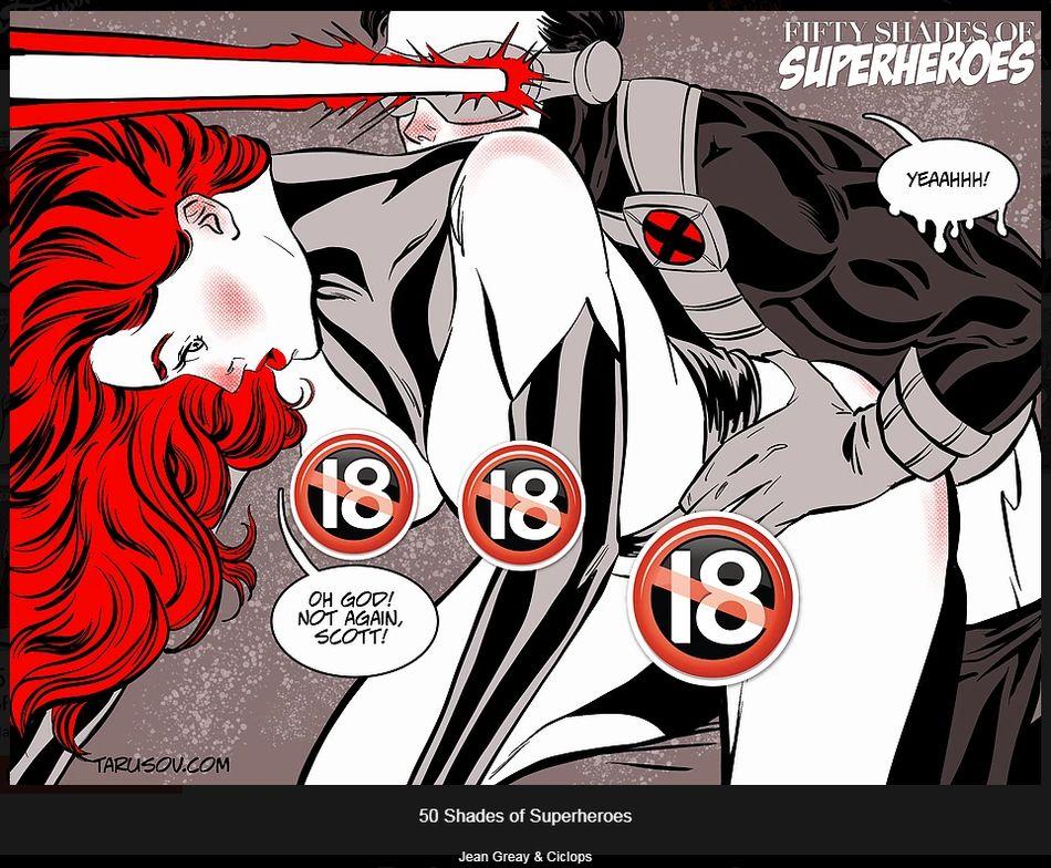 Камасутра для Супергероев
