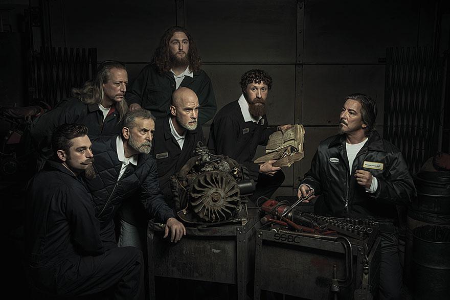 Автомеханики эпохи Возрождения