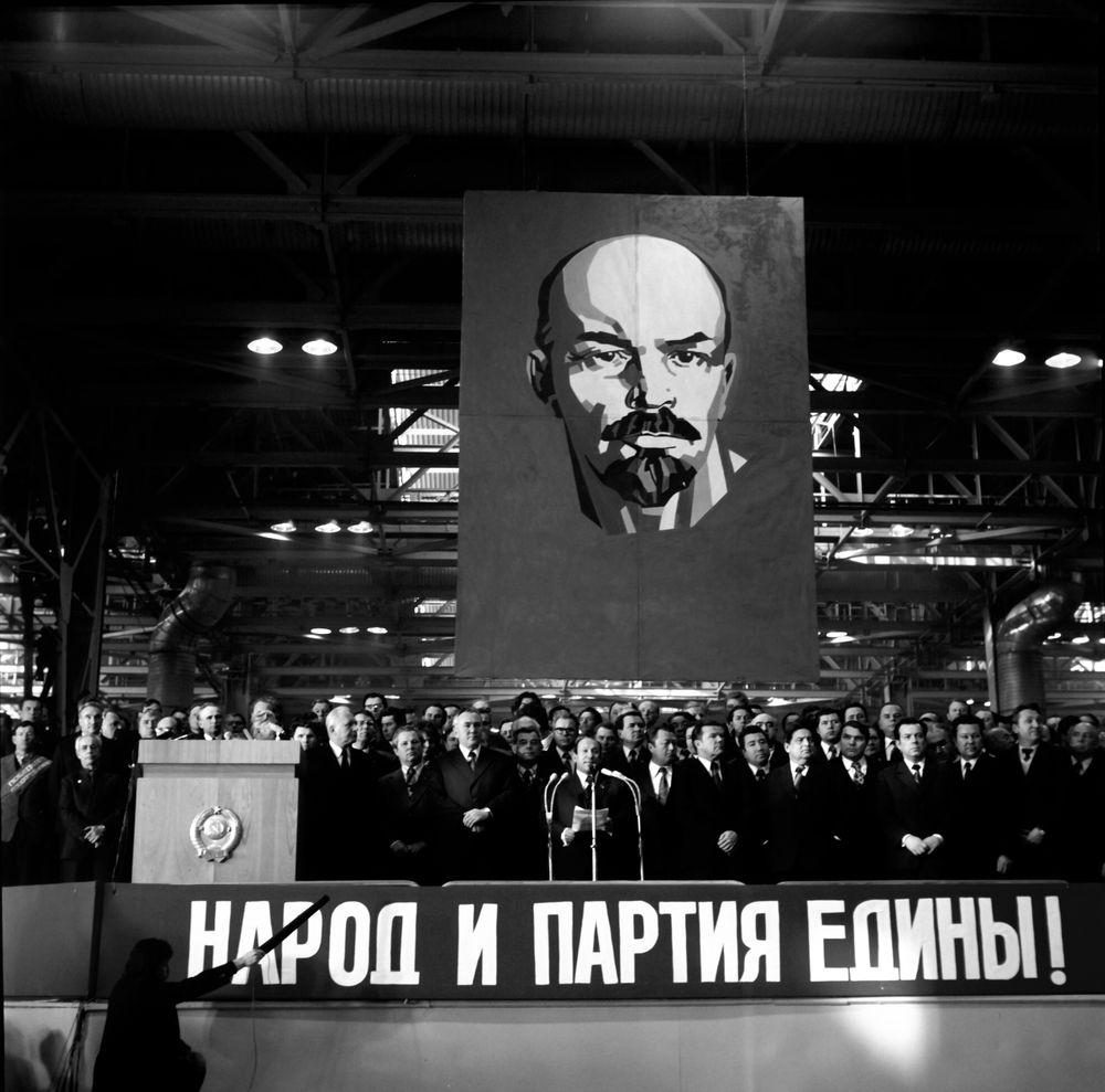 Подборка ретро-фотографий о строительстве Набережных Челнов и «КАМАЗа» - 3